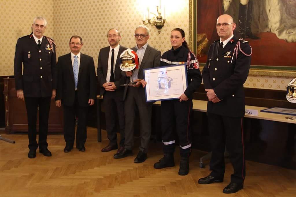Label employeur partenaire sapeurs-pompiers Vendee