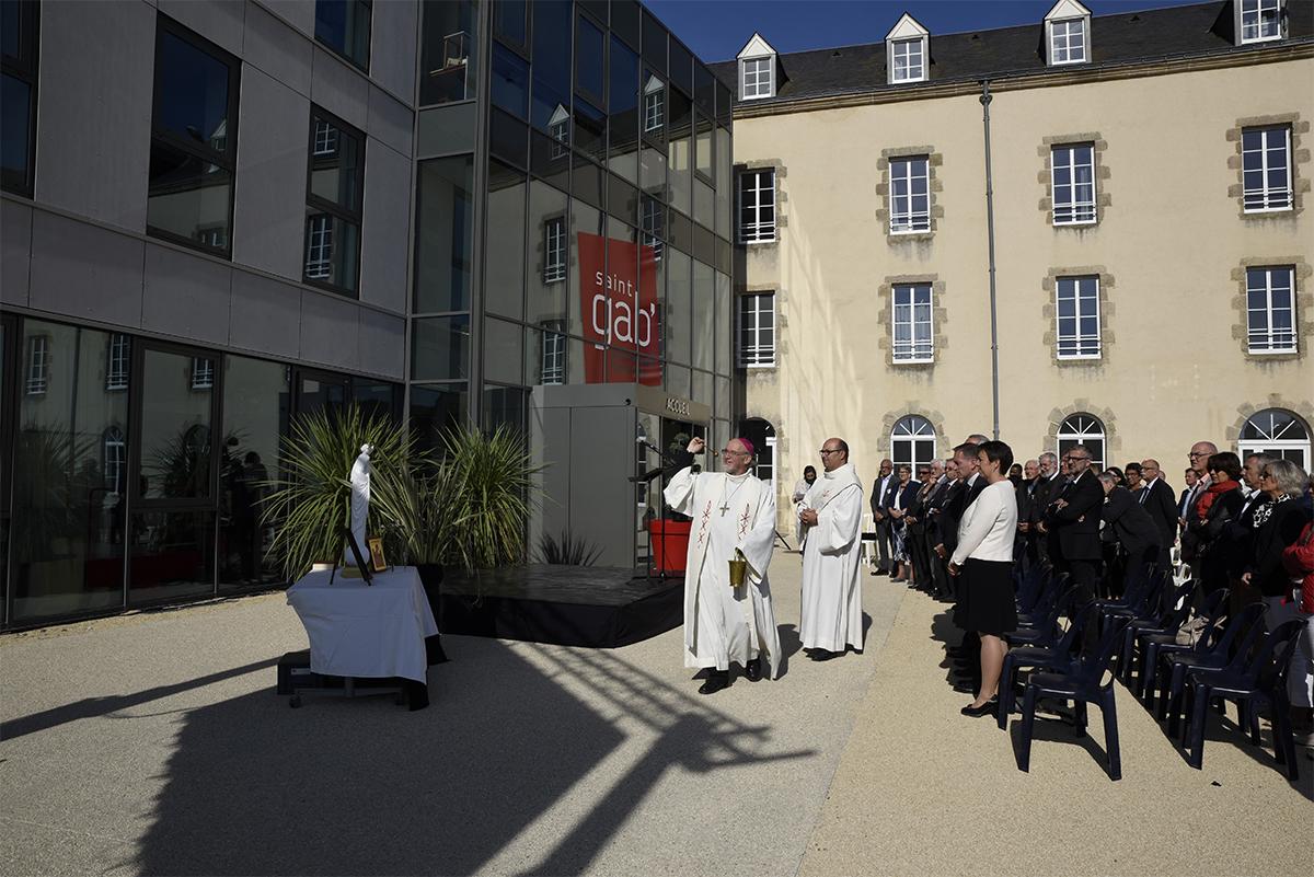 Inauguration_Benediction batiments