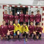 Futsal minimes garcons montaigu