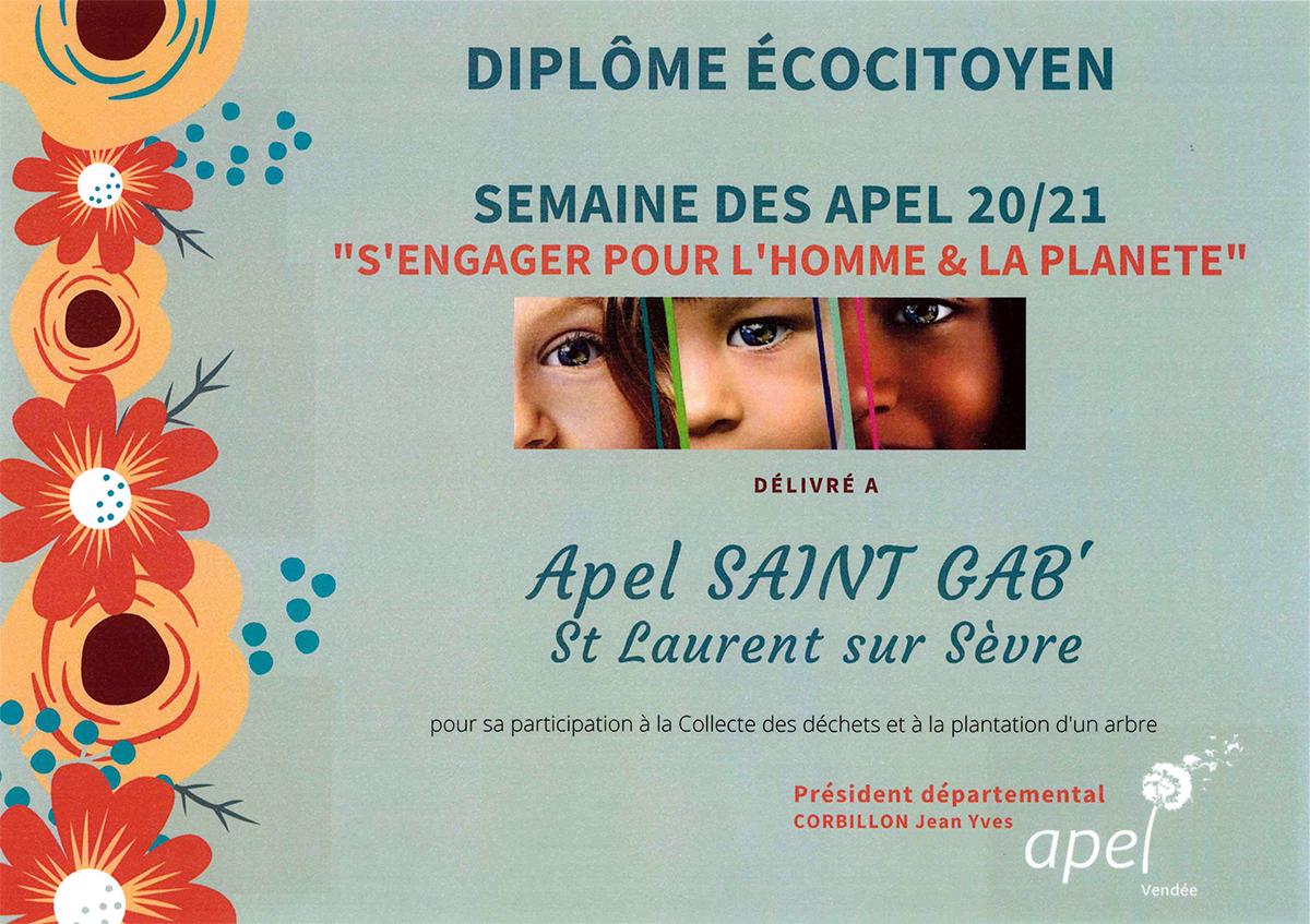 Diplome ecocitoyen APEL-web